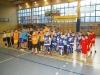 Ośrodek Sportowo Rekreacyjny w Zabierzowie Mikołajkowy Turniej Piłki Halowej SHELL Dzieciom