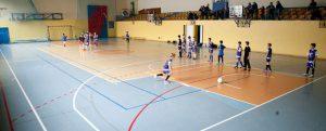 Ośrodek Sportowo Rekreacyjny w Zabierzowie Wznowienie zajęć sportowych na hali sportowej OSR Zabierzów