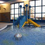Ośrodek Sportowo Rekreacyjny w Zabierzowie Brodzik dla dzieci