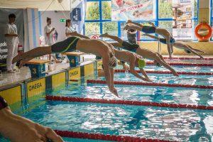 Ośrodek Sportowo Rekreacyjny w Zabierzowie Puchar Rycerza Kmity z rekordem Polski