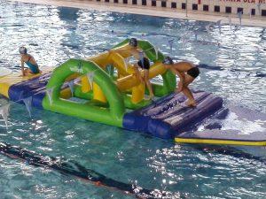 Ośrodek Sportowo Rekreacyjny w Zabierzowie Dzień Dziecka na pływalni w Zabierzowie