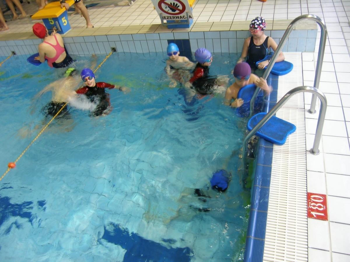 Ośrodek Sportowo Rekreacyjny w Zabierzowie Zapisy na kursy pływania w roku szkolnym 2019/2020