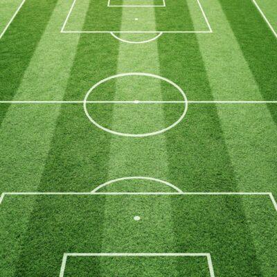 Boisko do gry w piłkę nożną w Szczyglicach