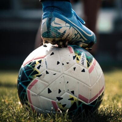 Boisko do gry w piłkę nożną w Zabierzowie