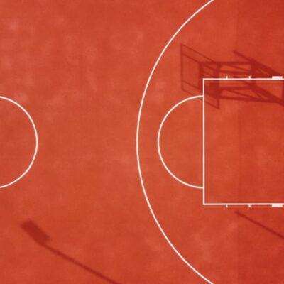 Boisko do gry w koszykówkę w Zabierzowie